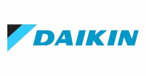 Daikin Heat pumps logo