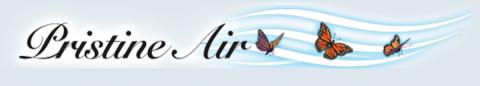 pristine air cleaners logo