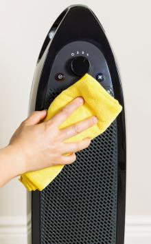 Remove airborne odors with air cleaners, Pippin Brothers, Lawton, OK