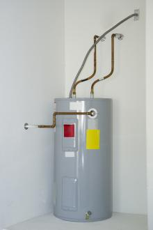 When should I replace my water heater?