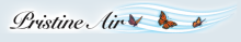 pristine air cleaners logo