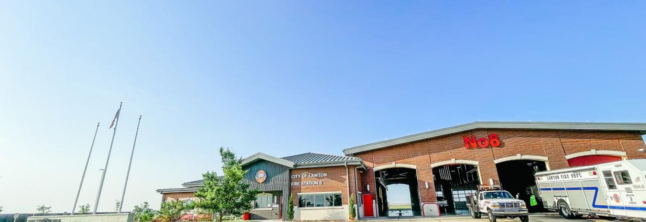 Lawton Fire Station