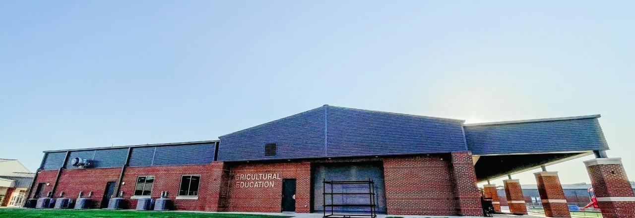 Elgin Agricultural Education Building