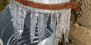 Prevent frozen pipes, Pippin Brothers, Lawton, OK