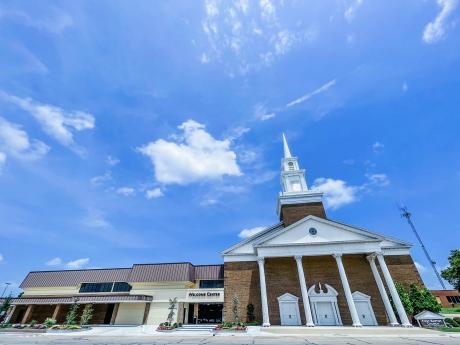 First Baptist Church - CDBL