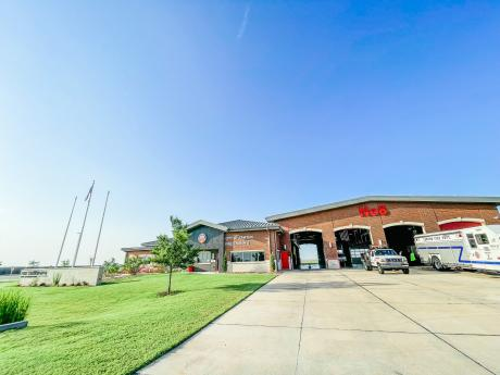 Lawton Fire Station - Ross Group