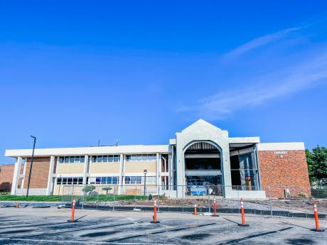 Cameron University Library - Crossland Construction Company, Inc.