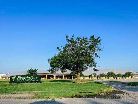 MacArthur Middle School - Rick Scott Construction, Inc.