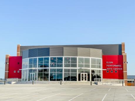 Elgin Performing Arts Center - Joe D Hall General Contractors