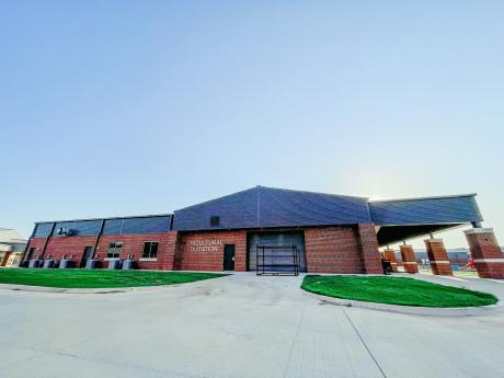 Elgin Agricultural Education Building - Joe D Hall General Contractors