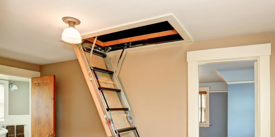 Insulate and air seal the attic hatch of your Texas home with Pippin Brothers Home Services.
