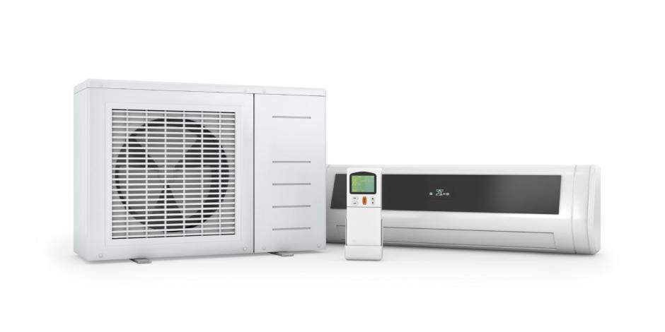 Mini split heat pumps used to condition air in Lawton, OK and Wichita Falls, TX