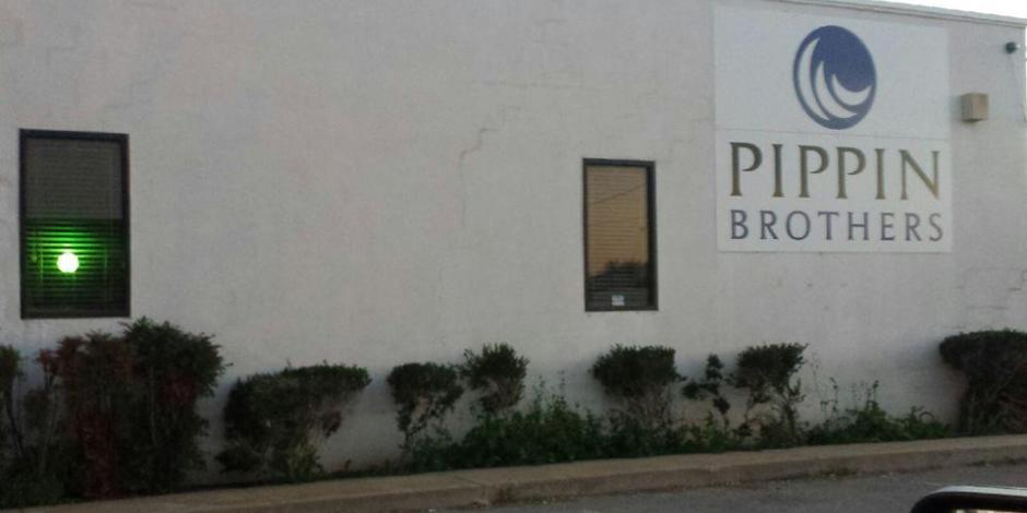 Pippin Brothers Home Services store front