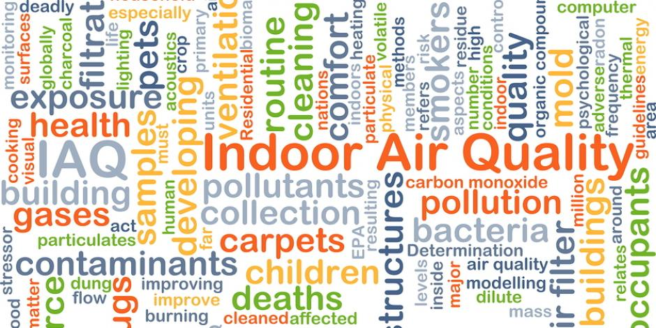 Indoor air quality and duct cleaning