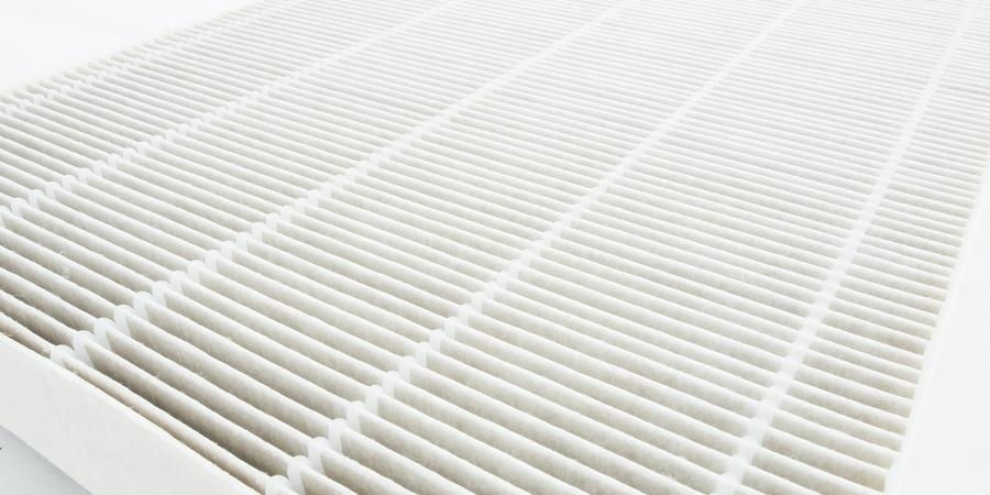 Air filter for HVAC system(s)